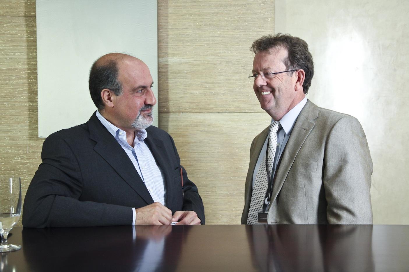 ABH and Nassim Taleb