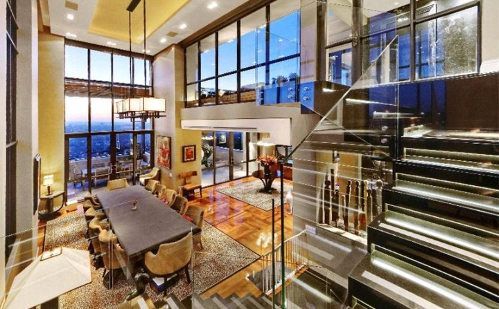 Sandton penthouse, a snip at R60-m - with pics of what it looks ...