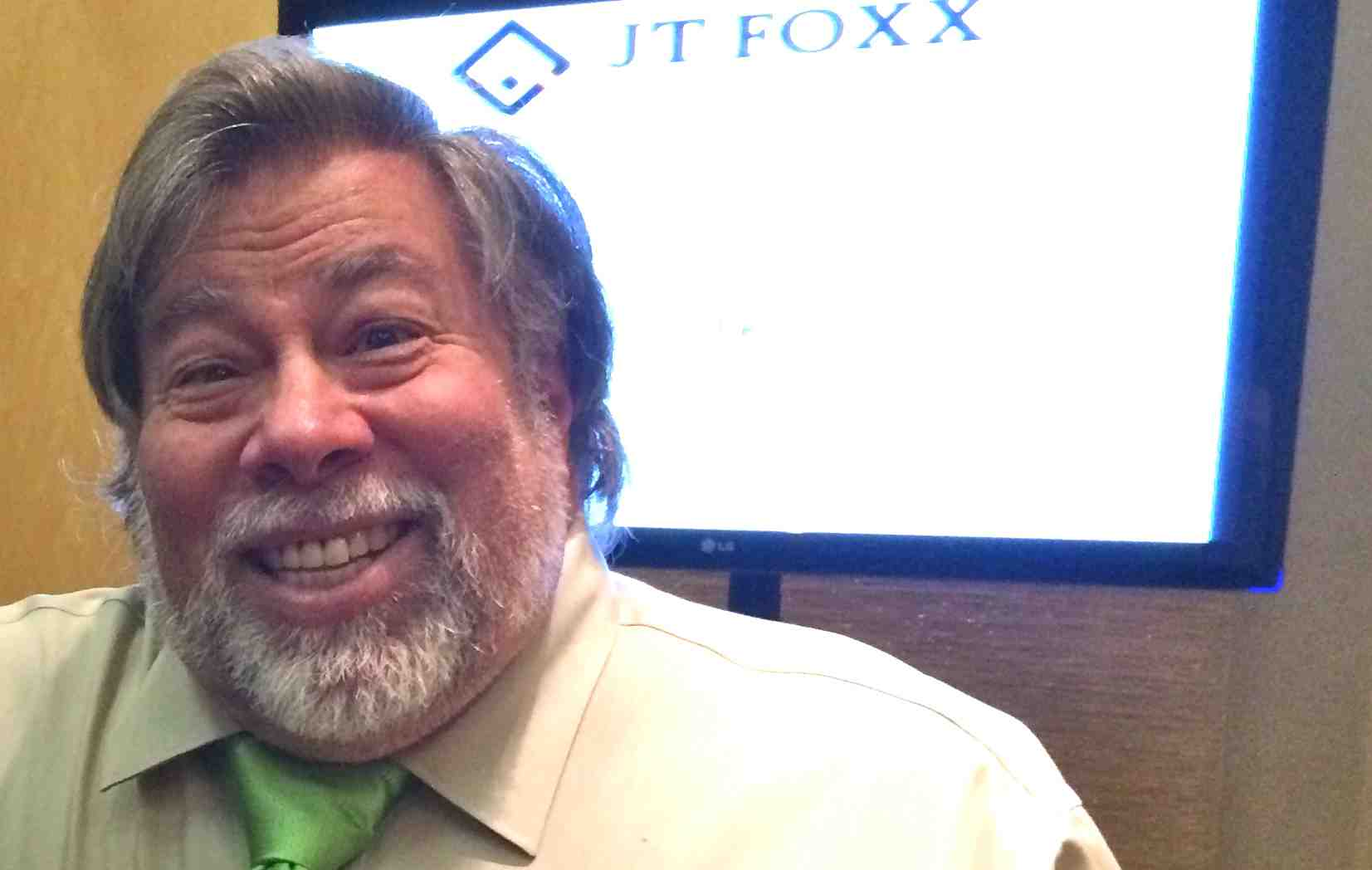 Steve Wozniak on new Steve Jobs movie: It's pure Hollywood fiction