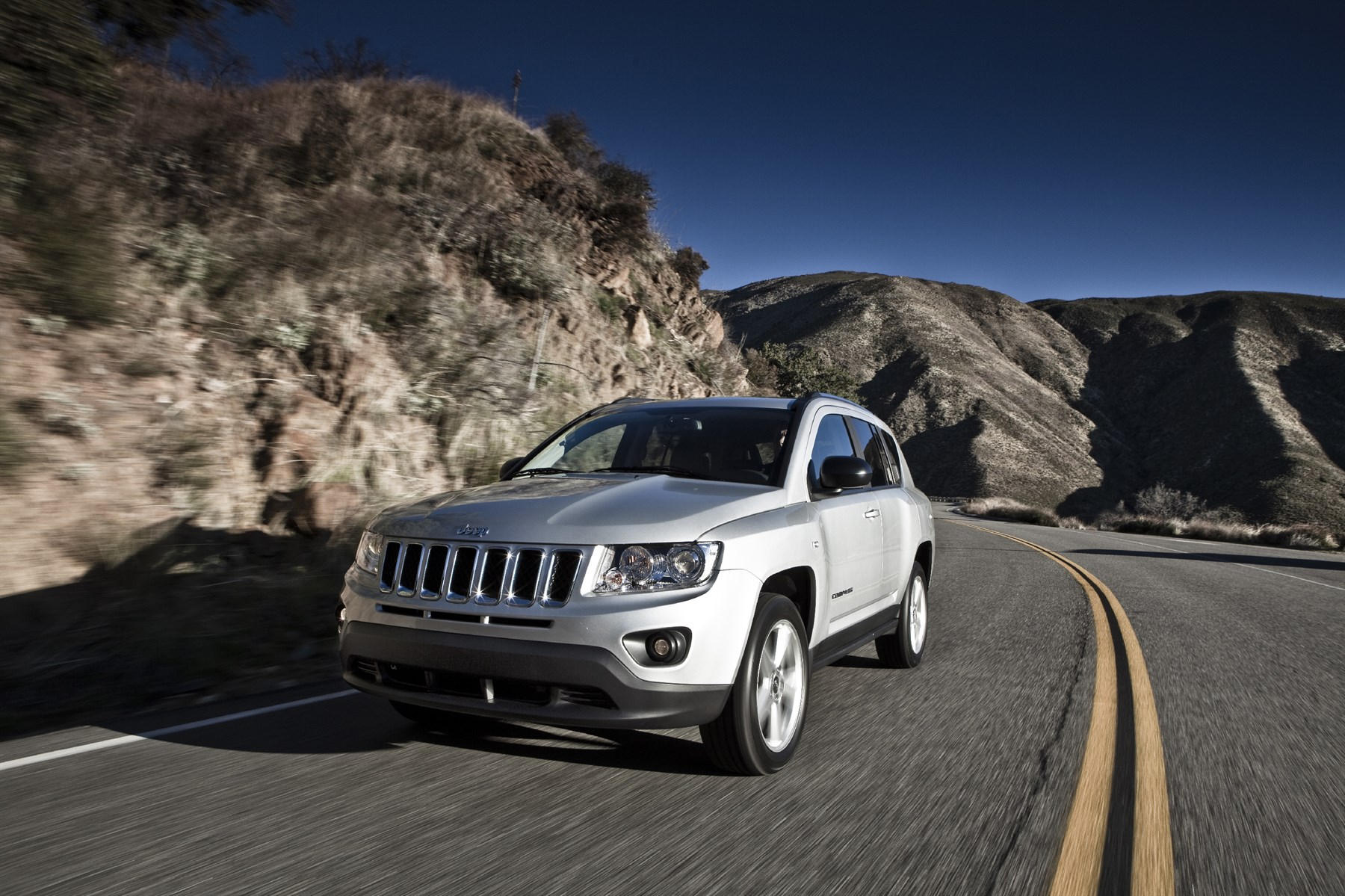 Jeep Compass (Photo: Quickpic)