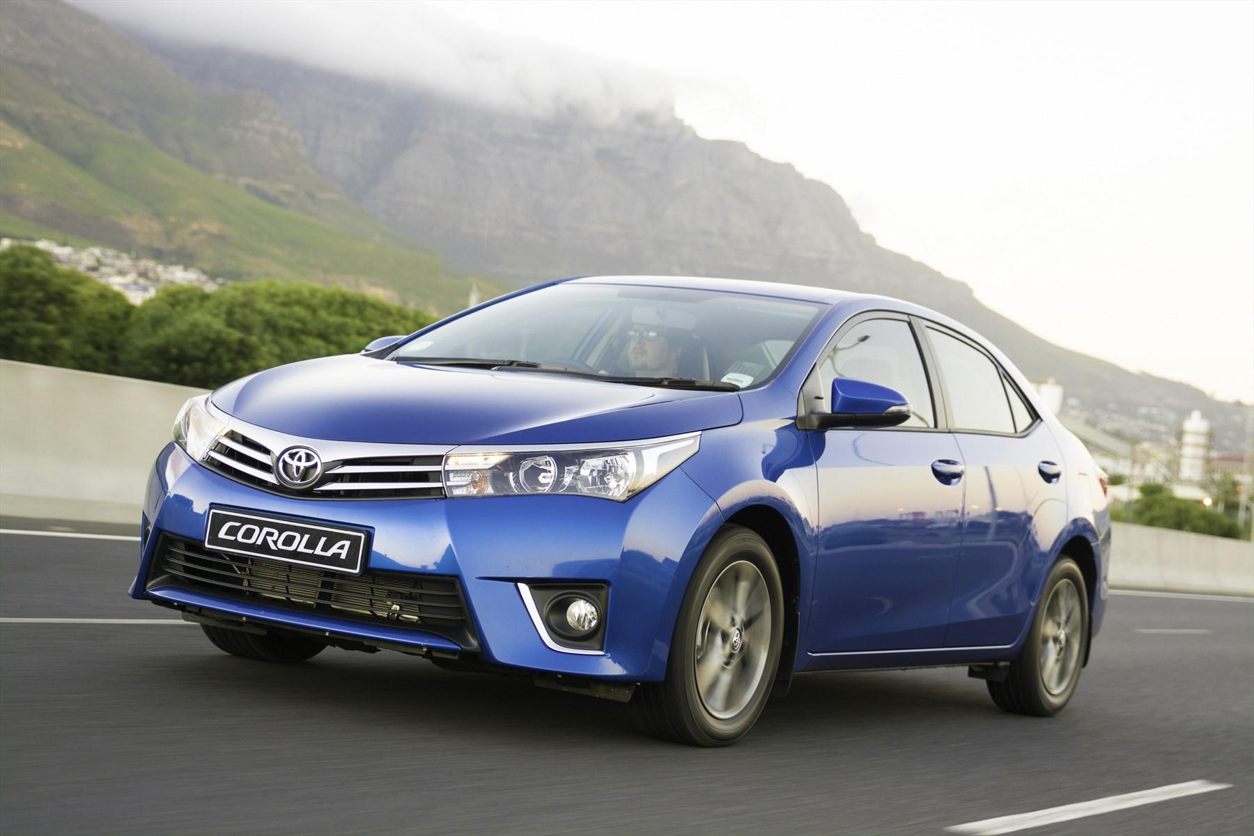 Toyota Corolla (Photo: Quickpic)