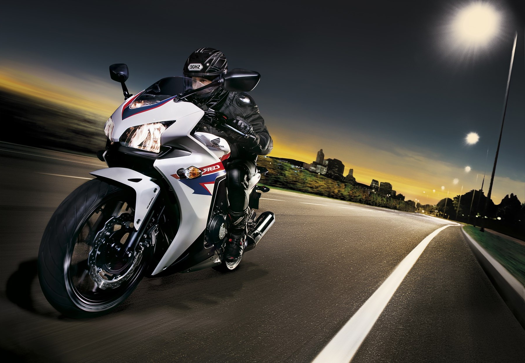 Honda CBR500R (Photo: Quickpic)