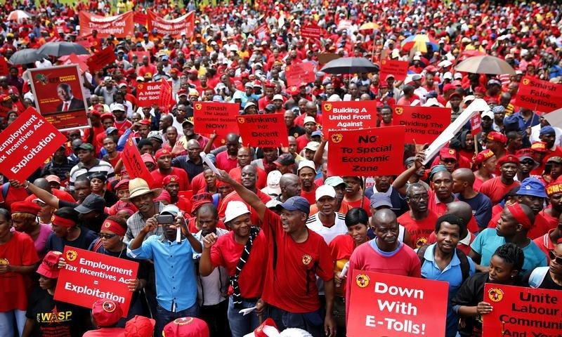 Eskom calls in Security Forces to deal with NUMSA