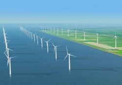 Siemens Build Offshore Wind Farm