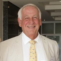 Dave Stewart, executive director of the FW de Klerk Foundation