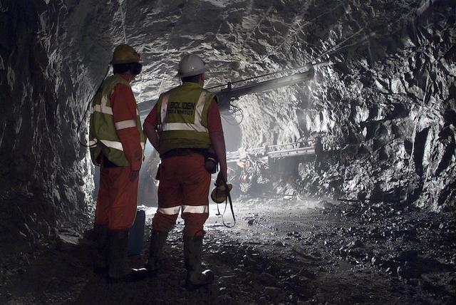 Tanzan Gold Mining