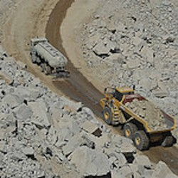 Haul Trucks RioTinto mining