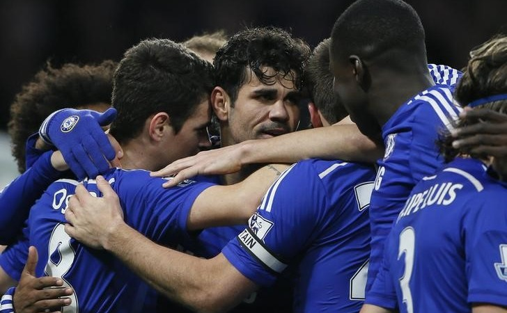 (WATCH) Chelsea reach league cup final with victory over Liverpool