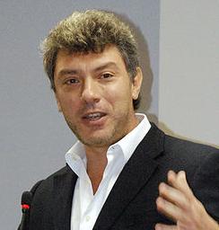 Boris Nemtsov,