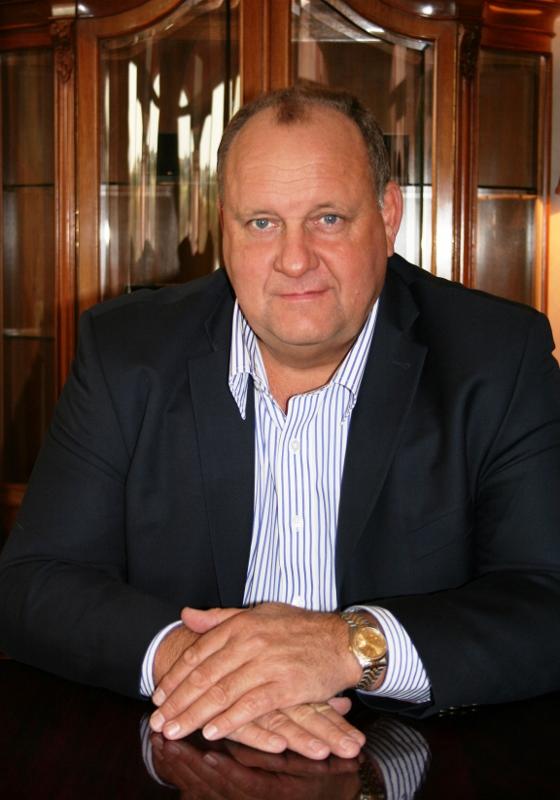 Founder and chairman of Brenthurst wealth Magnus Heystek