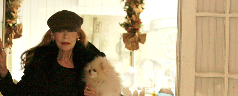 Jani Allan: Marmalade on the shelf. Growing old & young again.
