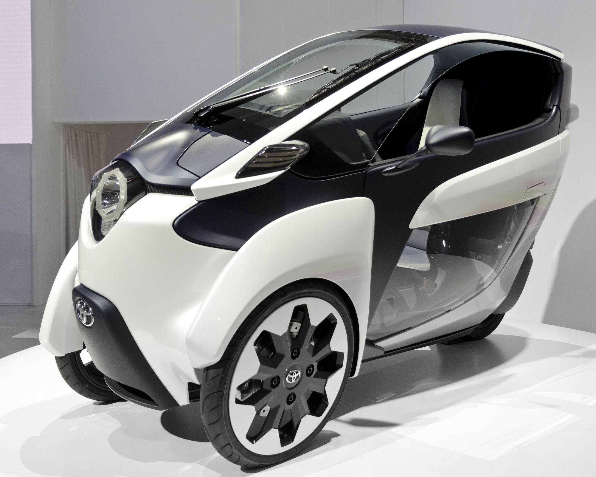 toyota test the waters at ted conference with its zippy new city runabout. Black Bedroom Furniture Sets. Home Design Ideas