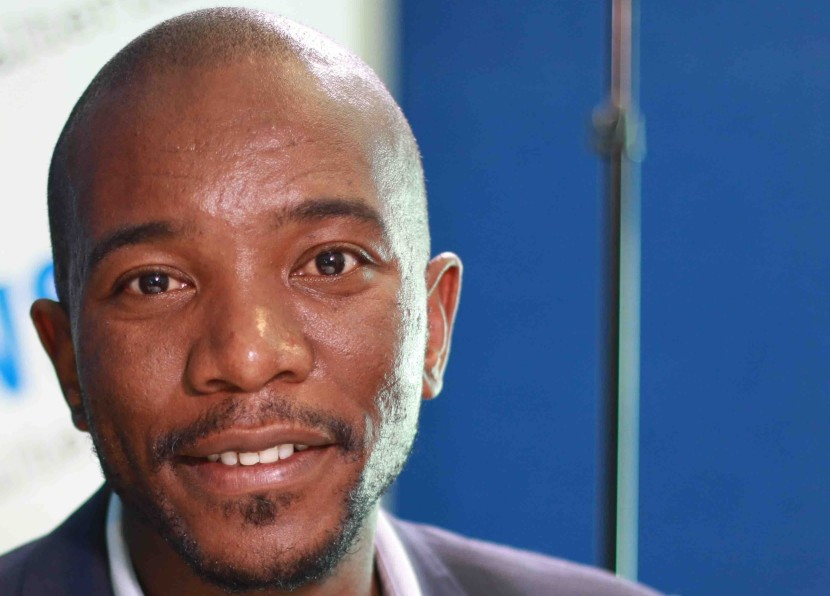Mmusi Maimane, head of the Democratic Alliance