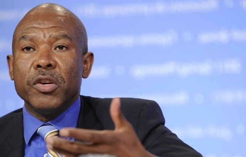 Governor of the South African Reserve Bank Lesetja Kganyago