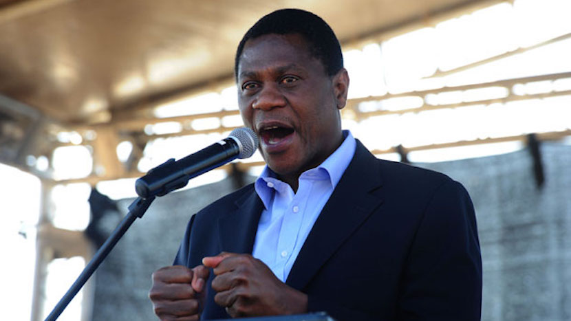 Paul Mashatile has made announcements on the Reserve Bank.
