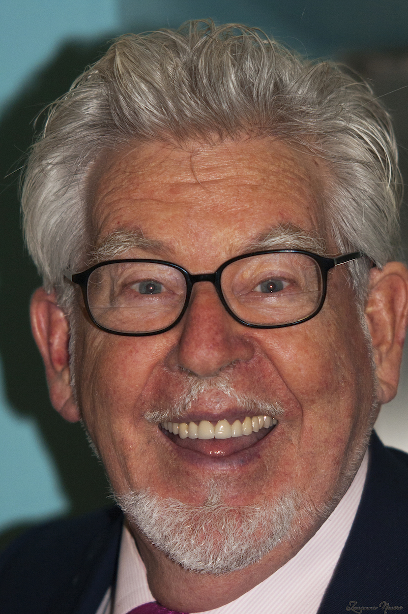rolf harris height