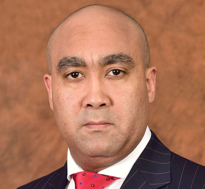 Shaun Abrahams, National Director of Public Prosecutions