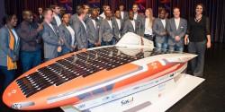 UJ Solar Team and Car