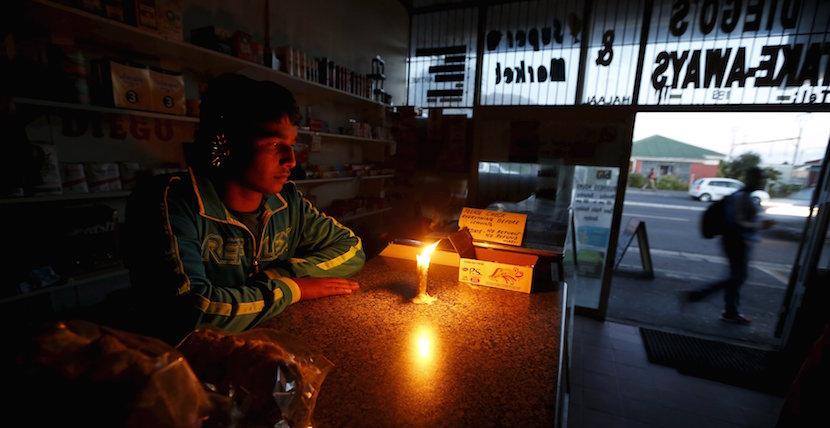Cape Town Load Shedding: Eskom Total Blackout 'possible'