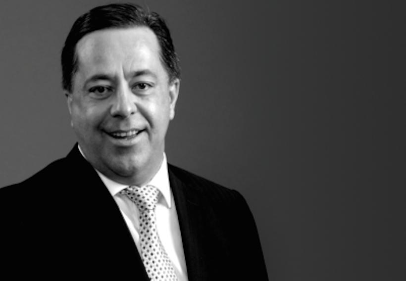 Markus Jooste, CEO of Steinhoff