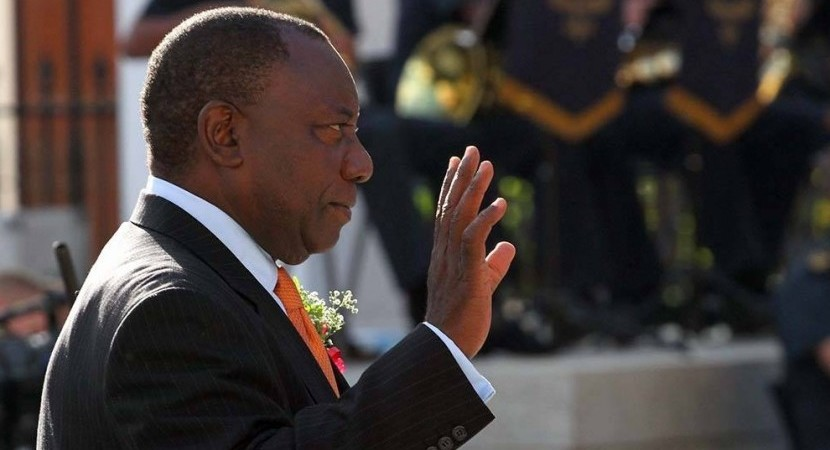 "Ramaphosa: Hogg wrong – I was talking 6m new ""work opportunities"", not jobs"