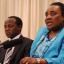 South Africa's Minister of Labour Mildred Oliphant