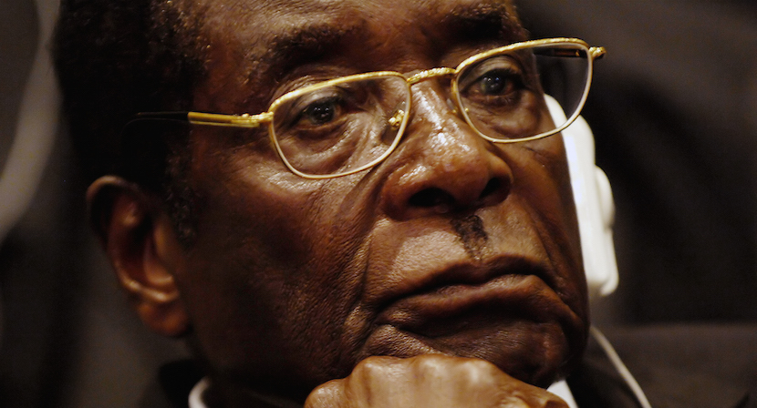 While confusion reigns in Zim, at least we know it won't happen in SA