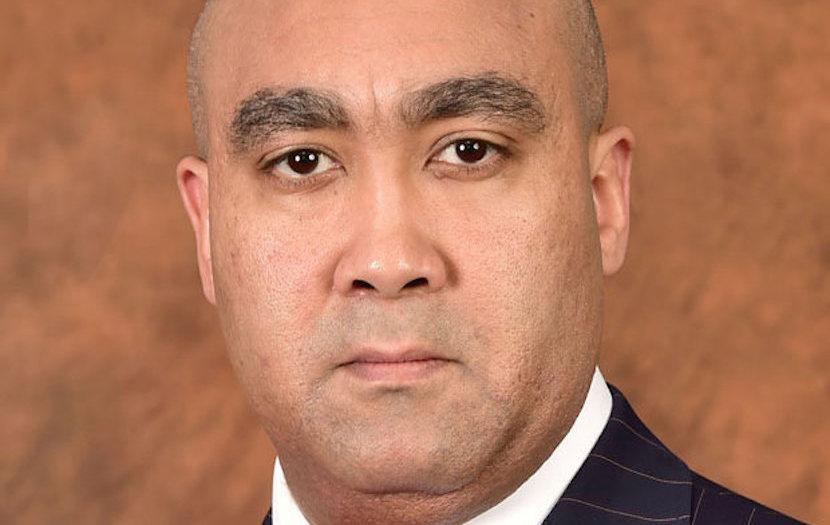 Shaun Abrahams, head of the NPA