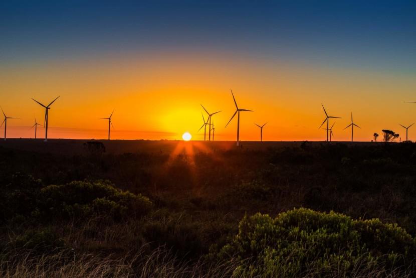 Windfarm image 1