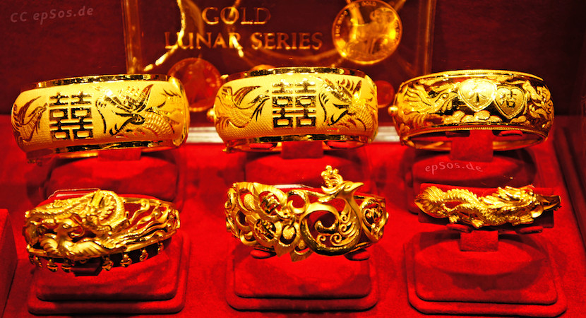 Why is there such a disparity in Chinese gold demand estimates?