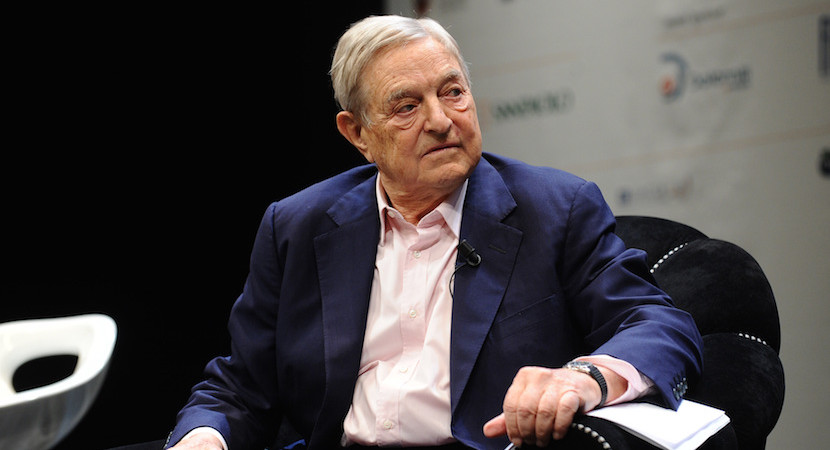 George Soros warns: Another financial crisis looms! Read his full speech here