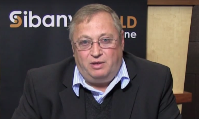 Sibanye Gold CEO Neal Froneman