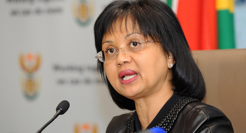 "SA nuclear build: Energy Minister to face music over ""missing"" documents."