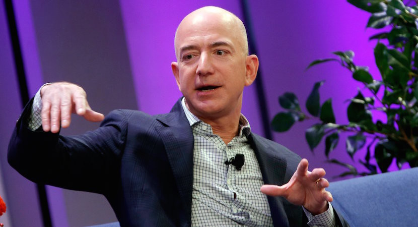 Berkshire AGM 2017 – Brilliance of Bezos – why Warren and Charlie missed out on Amazon