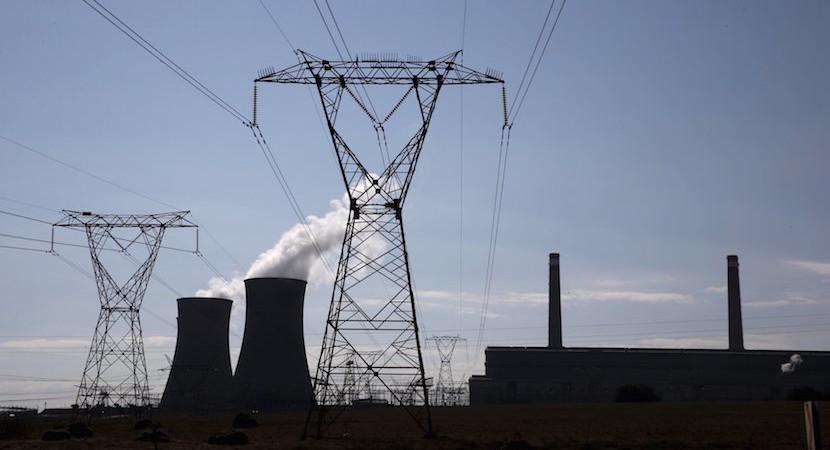 As bad as China! Smelly SA has world's biggest air pollution hotspot
