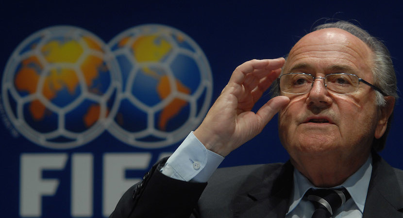 FIFA scandal: Blatter likely to field more questions today on $10m SA bribe