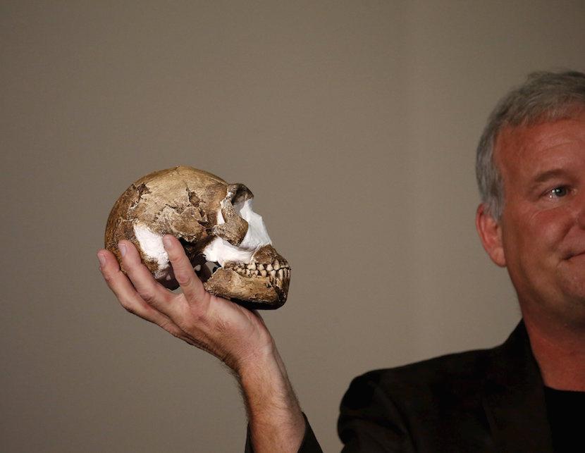 Motshekga: Homo Naledi, human ancestry link offensive