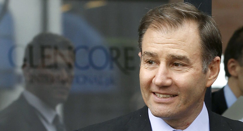Gearing up for electric cars, Glencore's Glasenberg eyes cobalt boost