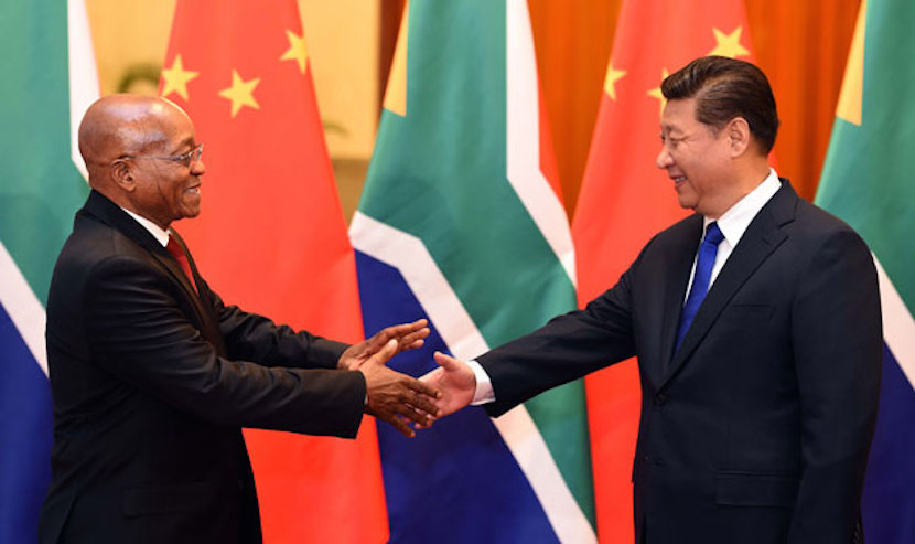 Equitable investment treaties? Protects China, chastises West