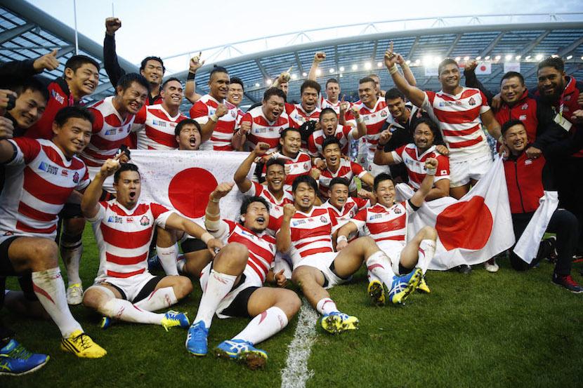 Mailbox: RWC 2015 – not the only thing Japan's beaten SA at