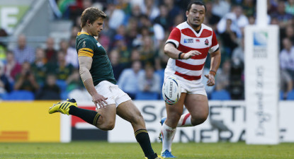 How about Paige and Lambie as a new Bok halfback combination?
