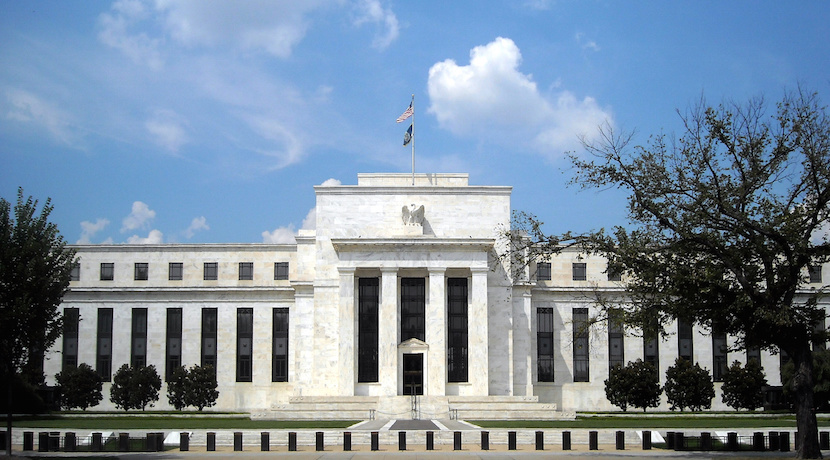 US Federal Reserve building, Fed