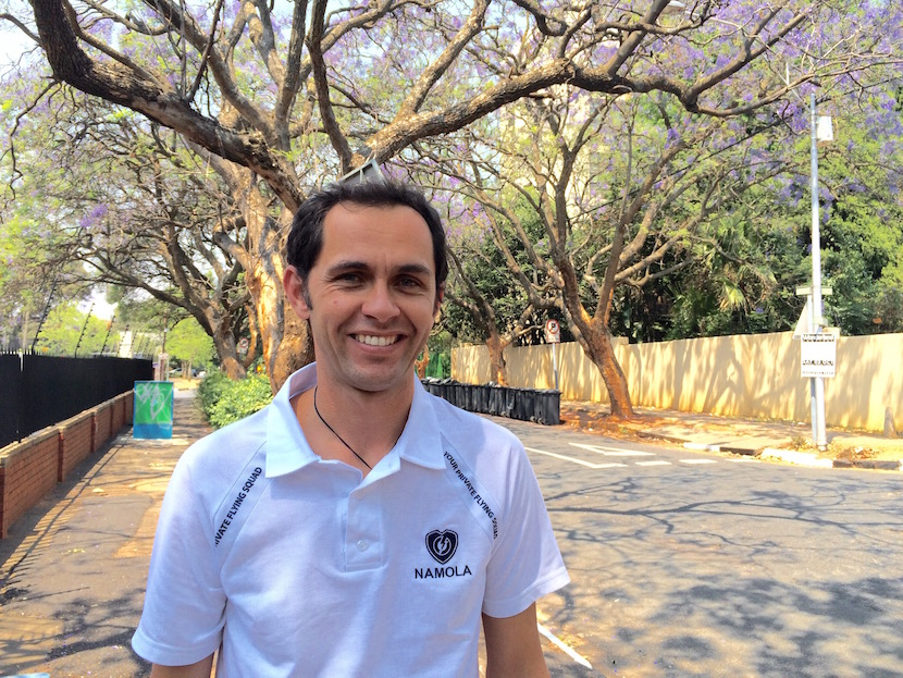 Alan Knott-Craig: Back in the game with R80m war chest