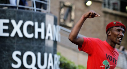 Solidarity: EFF's distorted ownership facts, incite racial tension