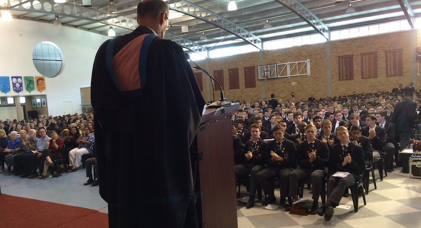 Alec Hogg: My Maritzburg College speech – Three things that will ensure success in life