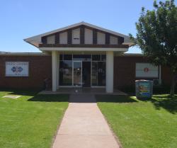 Orania Town Council building