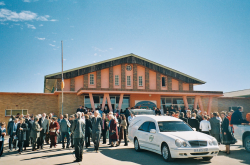 Orania community centre