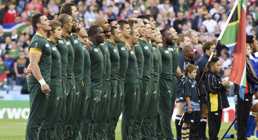 ANC MP wants Springbok emblem removed, more women in SA rugby leadership