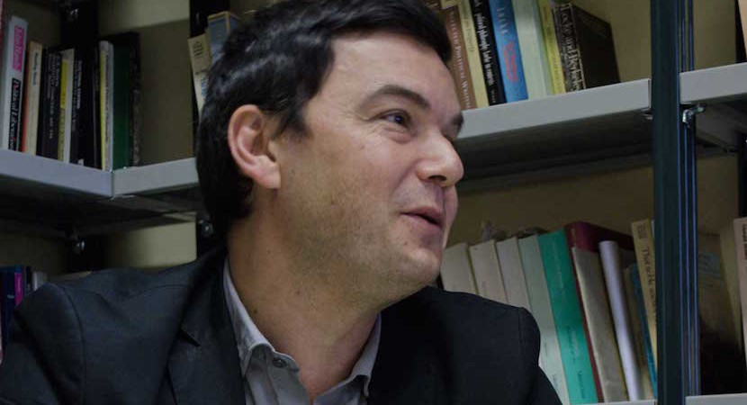 Matthew Lester: Thomas Piketty's visit forgotten? Oscar, RWC trump Inequality