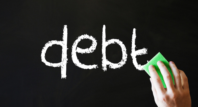 Six steps to growing wealth when you're deep in debt – expert advice